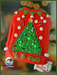 ugly sweater christmas cake las vegas mitchies munchies mitchies
