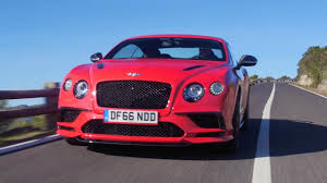 bentley continental gt review 2017 2017 bentley continental supersports first look youtube