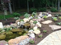 Small Backyard Ponds And Waterfalls by Backyard Pond Waterfall U2013 Airdreaminteriors Com