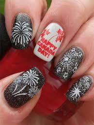 canada nail art ideas nail nails art