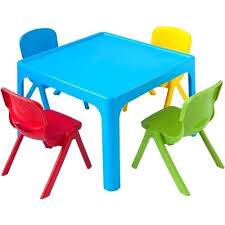 plastic table with chairs childrens plastic chairs classic table and chairs set childrens
