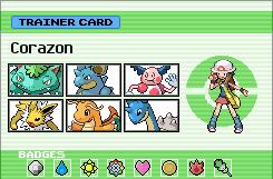 Pokemon Trainer Card Designer Pokemon Trainer Card Deviantart