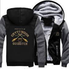 shop harry potter gryffindor hoodie on wanelo
