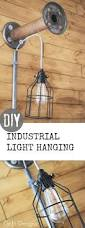 Hanging Industrial Lights by Diy Industrial Bobbin Light Hanging U2022 Grillo Designs