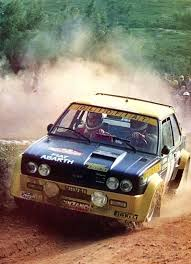 Fiat Abarth 131 Rally 1976 78 by 16 Best Fiat 131 Images On Pinterest Car Cars And Racing