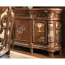 Michael Amini Furniture Used 2 699 00 Villa Valencia Sideboard By Michael Amini D2d Furniture