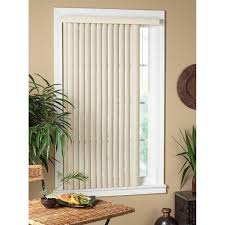 Short Vertical Blinds Vertical Alabaster Textured Window Blind Free Shipping On Orders