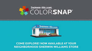 Sherwin Williams Color Search by Introducing Colorsnap Studio Now At Your Nearest Store Sherwin