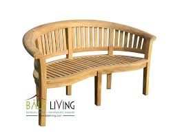 bougenville bench indonesia teak garden and indoor furniture