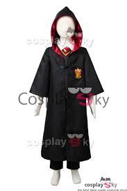Harry Potter Gryffindor Robe Uniforme Harry Potter Cosplay Costume