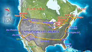 United Route Map United States Of America Media Photos And Graphics The Sri