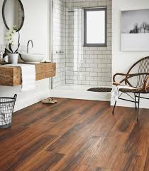 Bathroom Flooring Vinyl Ideas Best 25 Wood Floor Bathroom Ideas On Pinterest Teak Flooring