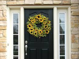 front doors front door inspirations 11 ruffled denim home door