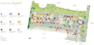 the salisbury at bovis homes at heyford park upper heyford ox25 an image of the development plan for bovis homes at heyford park