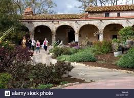 Mission San Juan Capistrano Floor Plan Courtyard Mission San Juan Capistrano Stock Photos U0026 Courtyard
