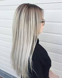 blonde streaks for greying hair 20 trendy alternative haircuts ideas for women dark ash blonde