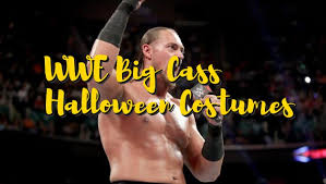Professional Halloween Costume Wwe Big Cass Halloween Costumes Big