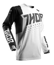 jersey motocross thor mx motocross men u0027s 2017 pulse aktiv jersey pants kit white