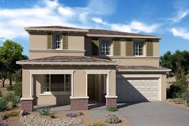 Spanish Colonial Homes by Affinity At Montana Vista Harmony