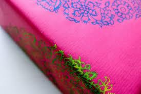 purple gift wrap search the orange gift bag