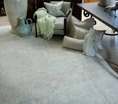 kelly wearstler 4 tips for decorating with aqua rugs and fabrics