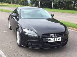 2008 audi tt 2 0t fsi low mileage 69k 200bhp 6speed manual reduced