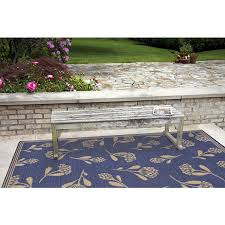 Jcpenney Outdoor Rugs Liora Manne Terrace Summer Flower Indoor Outdoor Rug Jcpenney