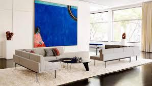herman miller herman miller tuxedo 5 seat corner sofa workbrands