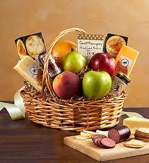 sympathy fruit baskets fruit gourmet basket for sympathy 1800flowers 148644