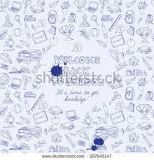 vector illustration back greeting card stock vector