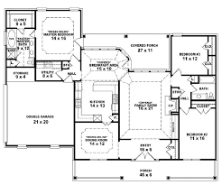 2 story open floor house plans small 1 story house plans yellowmediainc info