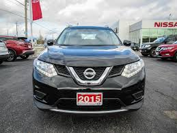 green nissan rogue 2015 nissan rogue sv awd brantford nissan