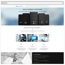 lt storage u2013 free responsive server hosting wordpress theme