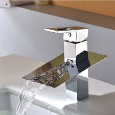 model of waterfall faucet u2013 home design ideas
