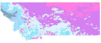 Growing Zone Map Flathead County Montana Hardiness Zones