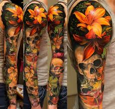 flower tattoos designs and ideas