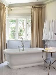 Bathroom Window Valance by 20 Designs For Bathroom Window Treatment Home Design Lover