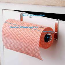 Toilet Paper Roll Storage Aliexpress Com Buy Cabinet Paper Roll Storage Towel Holder Over