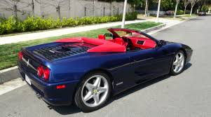 1996 f355 for sale f355 spider design f355 spider top of