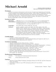 Oracle Dba 3 Years Experience Resume Samples by Unix Sys Administration Sample Resume 20 Oracle Dba Cv Database