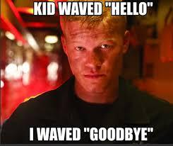 Hello Meme Funny - waved hello waved goodbye funny breaking bad meme kill the hydra