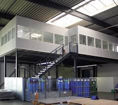 office partitioning europe racking