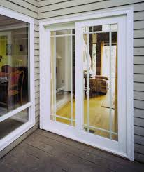 Wood Sliding Glass Patio Doors Patio Cost Of Installing Sliding Glass Door Hung