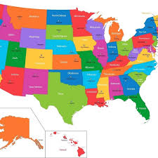 map of usa showing states and cities tourist map of usa east coast 9 toprated tourist attractions in