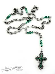 christian rosary 134 best handmade rosaries chaplets images on