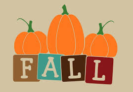 printed wall decals wall decor plus more fall block letters with pumpkins autumn wall decal