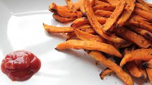 cuisiner la patate douce frites de patates douces cuisine ta mère