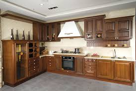 wood kitchen furniture solid wood kitchen cabinets for term investment