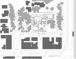 Architecture Floor Plan by Gallery Of Writers Theatre Studio Gang Architects 6