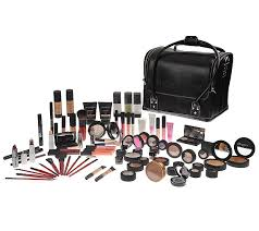 makeup kits for makeup artists smashbox pro make up artist starter kit with page 1 qvc